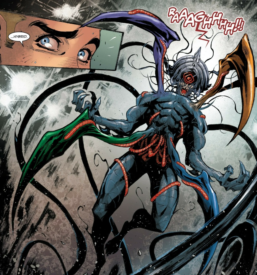 The symbiotes bond with Maker