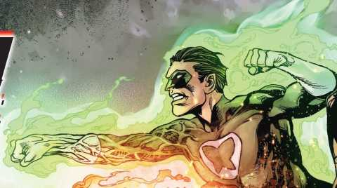 Power Ring (The New 52)