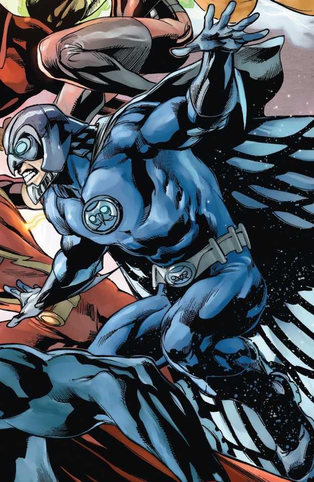 Owlman (The New 52)