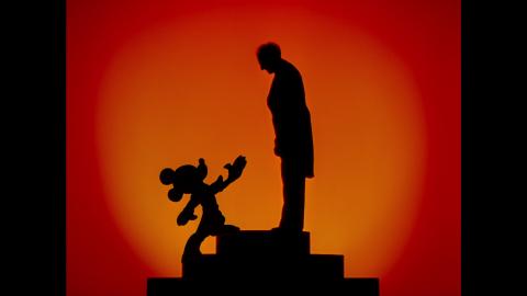 Mickey Mouse and Leopold Stokowski