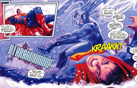 fighting Superman