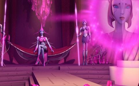 Aga'po in Green Lantern: The Animated Series