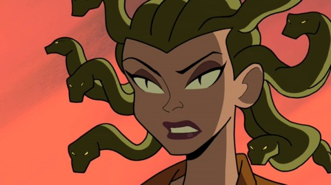 Dr. Medusa in Batman: The Brave and the Bold