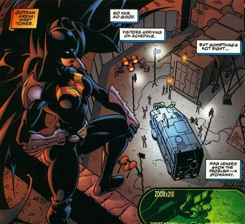 Elseworlds Batgirl