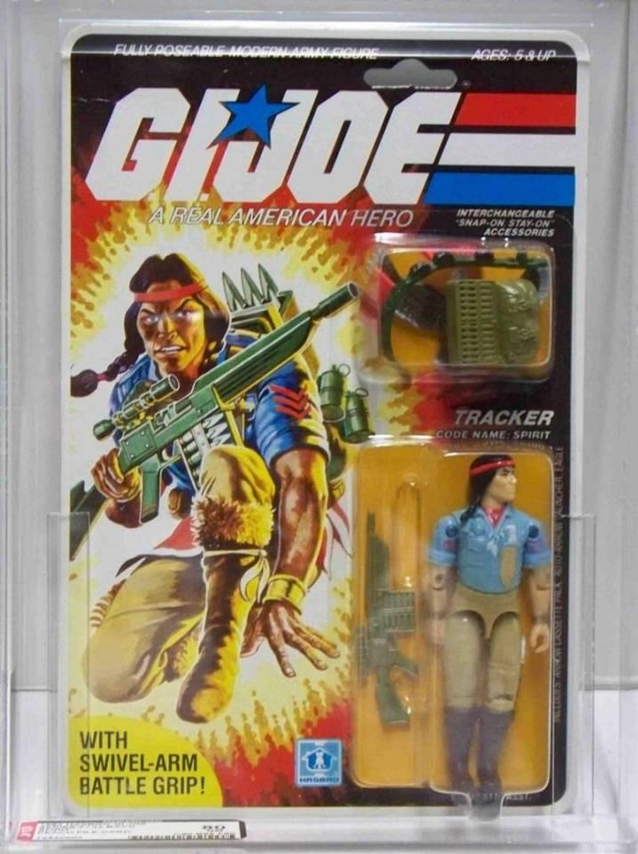 1984 Spirit Action Figure