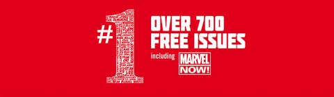 Marvel #1s banner