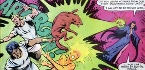 New Mutants VS Selene