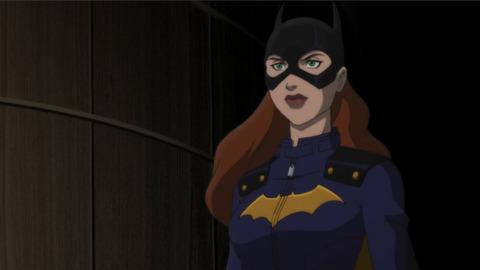 Batgirl in Batman: Bad Blood