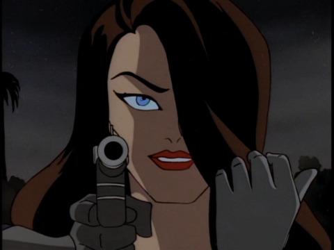 Talia in Batman: The Animated Serie