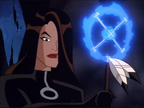 Talia in Superman: The Animated Serie