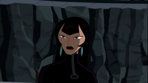 Talia in Batman: The Brave and the Bold