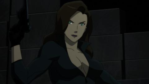 Talia in Son of Batman