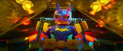 Batgirl in Lego Batman Movie