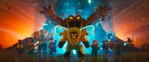 Batman Villains in Lego Batman Movie