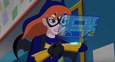 Batgirl in DC Super Hero Girls: Hero of the Year