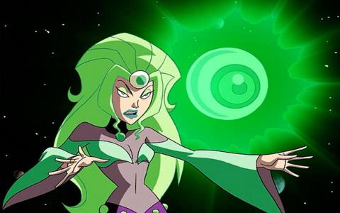 Emerald Empress in Superboy & the Legion of Super-Heroes