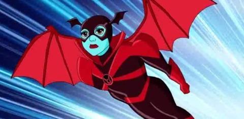 Bleez in DC Super Hero Girls: Intergalactic Games