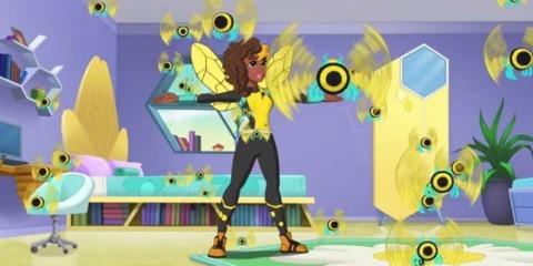Bumblebee in DC Super Hero Girls: Intergalactic Games