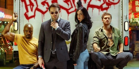 Jessica Jones in The Defenders