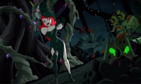 Poison Ivy in Justice League Action