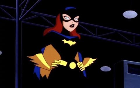 Batgirl in The New Batman Adventures