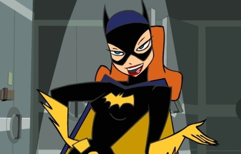 Batgirl in Gotham Girls