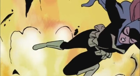 Batgirl in Batgirl Year One Comic