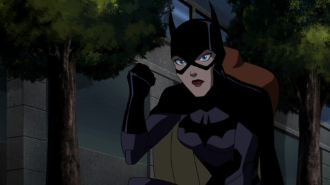 Batgirl in Young Justice