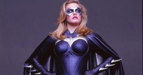 Alicia Silverstone as Batgirl in Batman & Robin