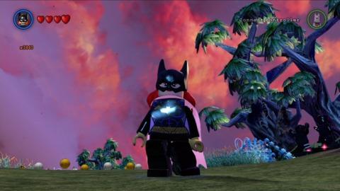Batgirl in LEGO Batman 3: Beyond Gotham