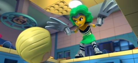 Mad Harriet in LEGO DC Super Hero Girls