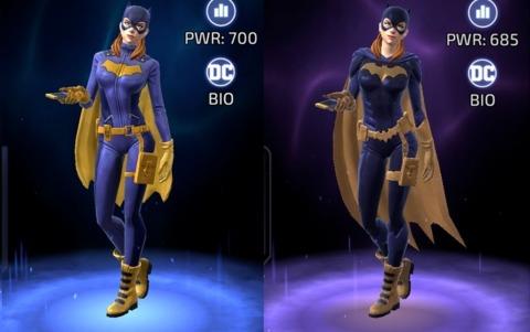 Batgirl in DC Legends
