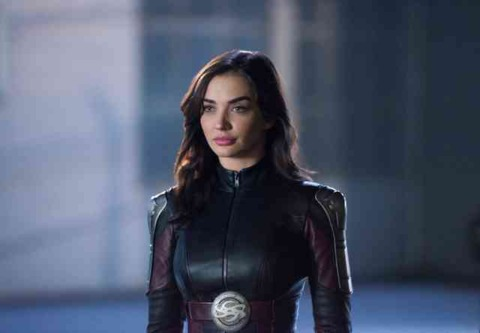 Amy Jackson as Saturn Girl in Supergirl