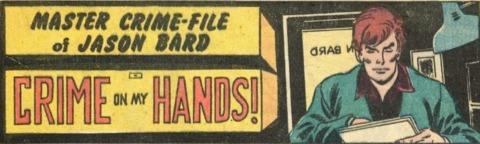 Jason Bard, Private Detective in Gotham City