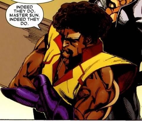 Abe in Wolverine: Manifest Destiny