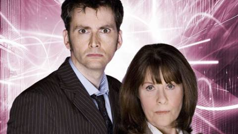 Sarah and the Tenth Doctor