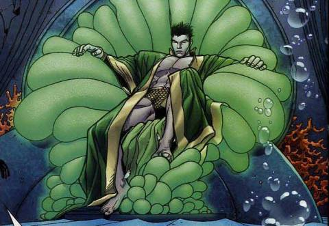 His father, Namor