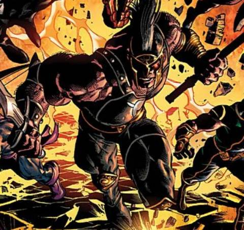 Marvel Ares