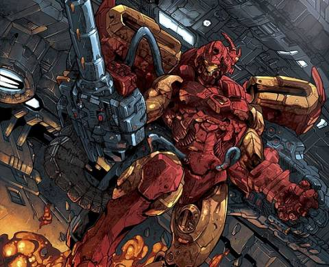Iron Man: Earth-58163 (House of M).