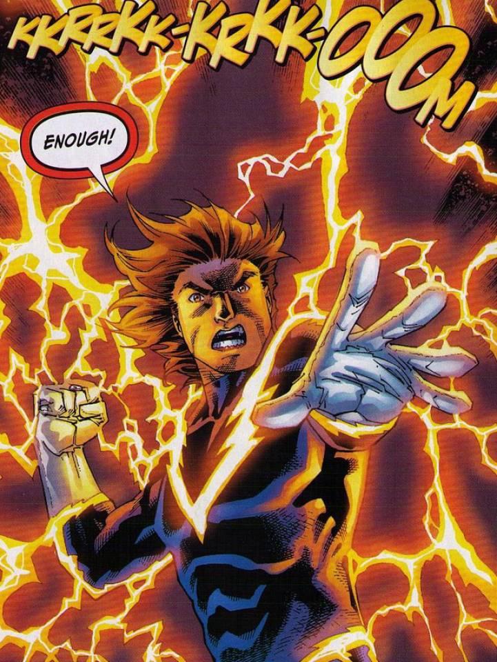 Lightning Powers
