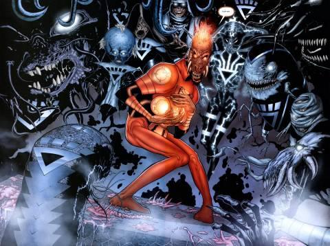 Revenge of the Orange Lanterns