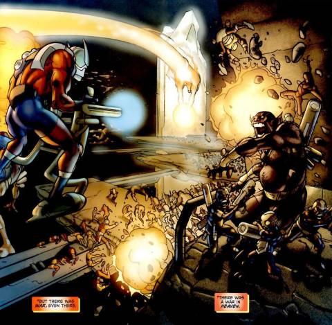 Final battle for Supertown