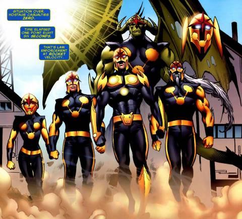 The New Nova Corps
