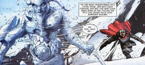 Bor is undone by Loki's spell