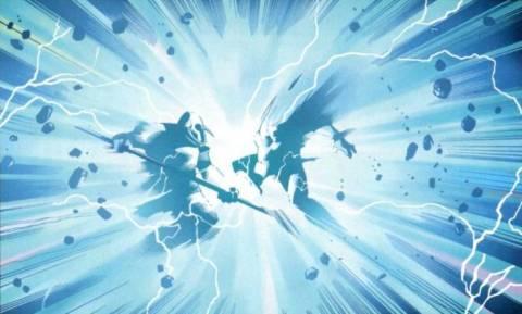 Bor vs. Thor