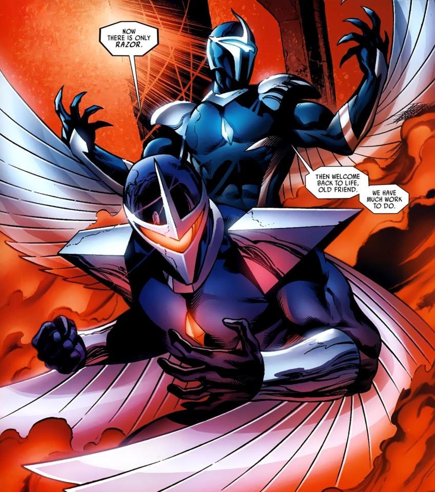 Talon and Razor