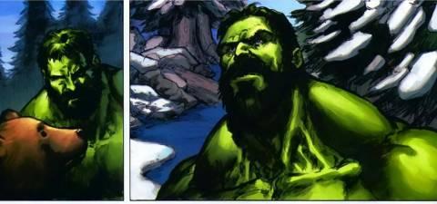 Beardy Hulk