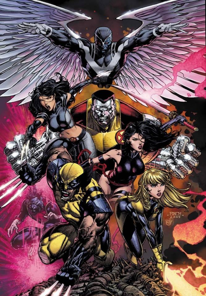 Part of Cyclops' A-Team