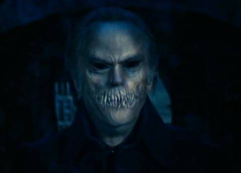 Mephisto in the live action Ghost Rider movie.