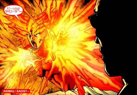 Flamebird's Rage